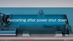 Video - AZ Stepper Motors Restarting After Shut Down